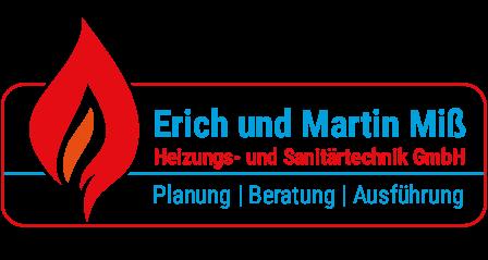 Erich und Martin Miß